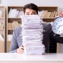 4 motivos para não receber currículos por e-mail